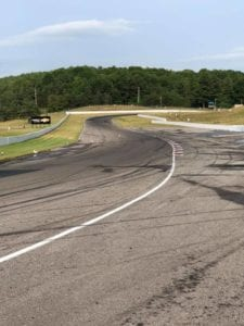 Advanced Pavement Marking international racetrack painting contractors